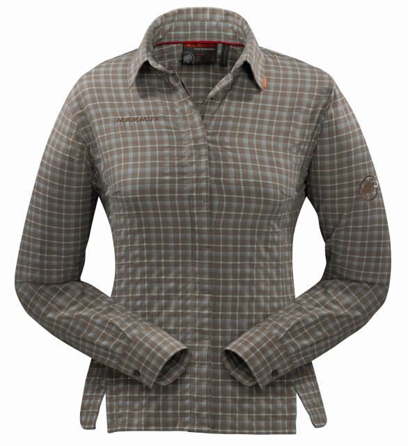 Mammut Alessandria Shirt long Women