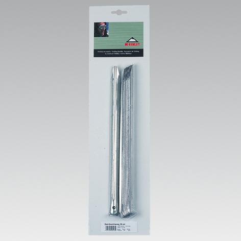 McKinley Zelthering Stahlblech 30 cm