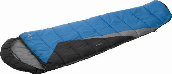 McKinley Mumien-Schlafsack Laguna Reißverschluss links