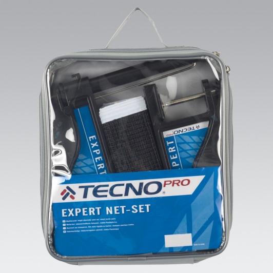 Tecno Pro Tischtennis - Netz - Set Expert