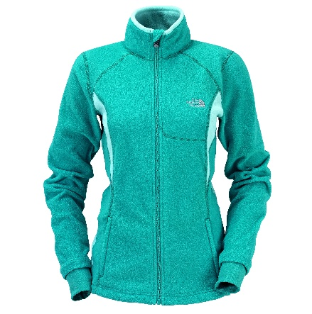 The North Face Women's 100 Sky Trail Full Zip Jacket