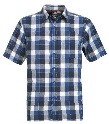 The North Face Men's Ventana Cruz Woven - Plaid Shirt