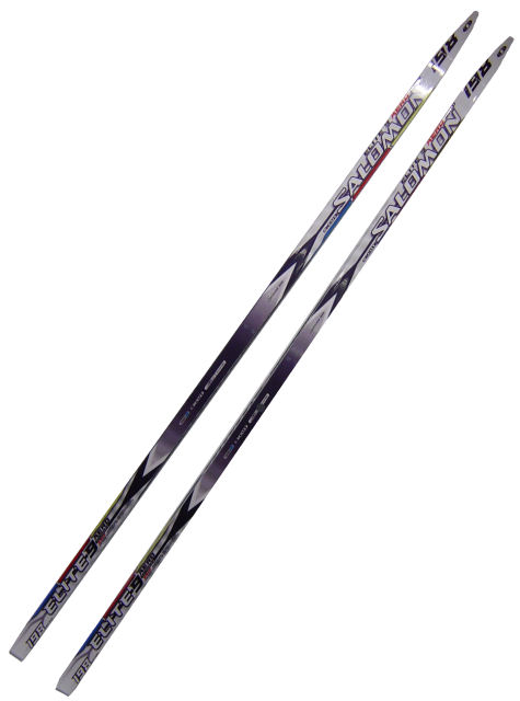 Salomon NoWax-Ski Elite 9 Aero Grip
