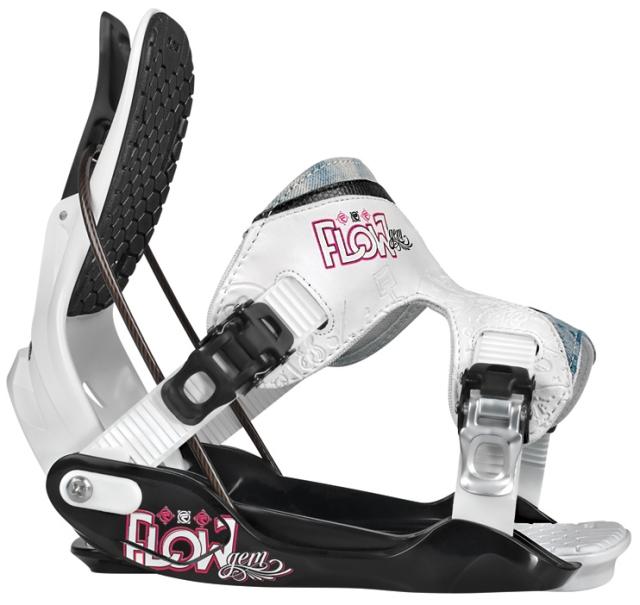Flow Snowboardbindung Gem