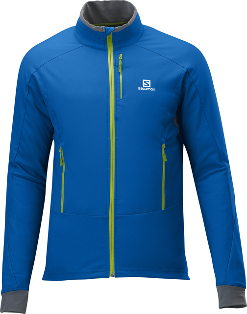 Salomon Momemtum Softshell Jacke Men