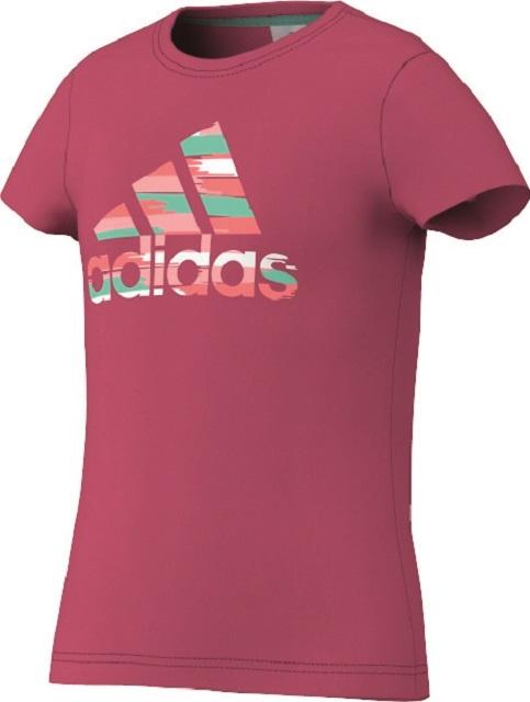Adidas yb grph Faster Logo Tee Kids