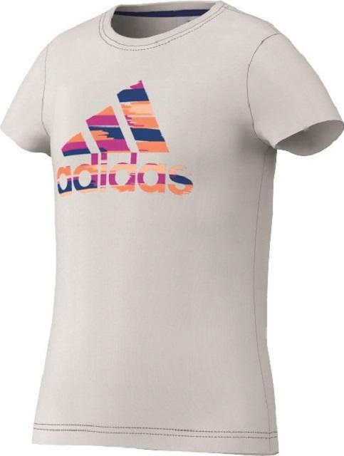 Adidas yb graph Faster Logo Tee Kids