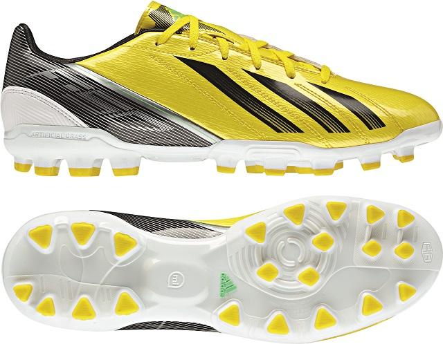 Adidas F10 TRX AG Fußballschuh