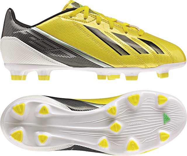 Adidas F10 TRX FG J Kids