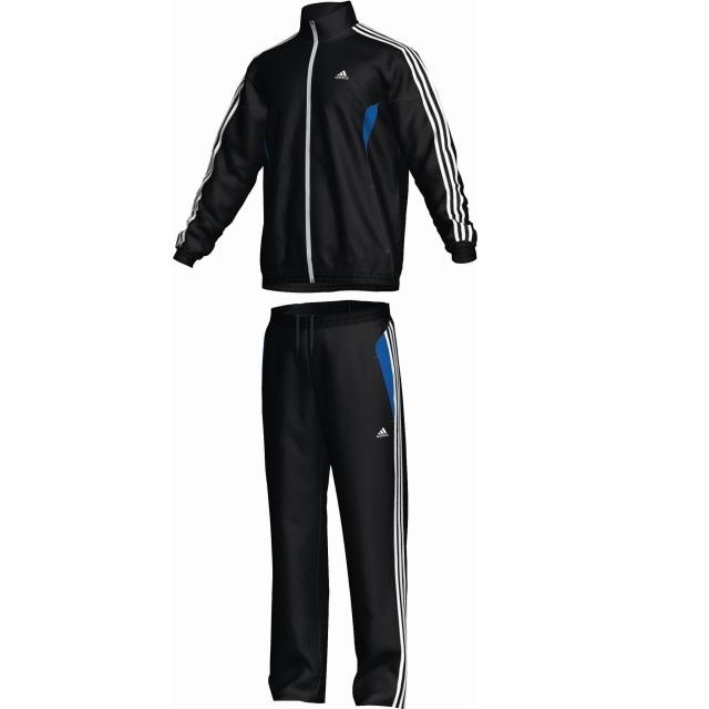 Adidas Herren Sportanzug Basic