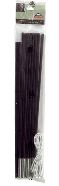 McKinley Zeltgestänge Fiberglas 9 mm / 11 mm