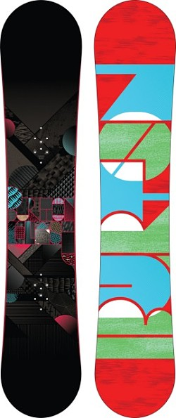 Burton Snowboard Clash 51