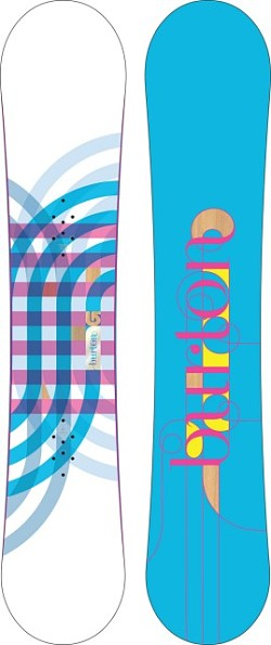 Burton Snowboard Feather 48W