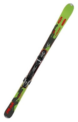 HEAD All Mountain Ski i.Peak 82 FLR SW PowerRail Pro