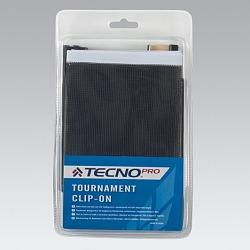 Tecno Pro Tischtennis - Netz - Set Tournament Modell 85