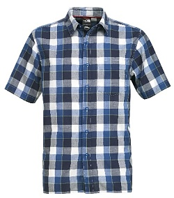 The North Face Men's Ventana Cruz Woven - Plaid Shirt