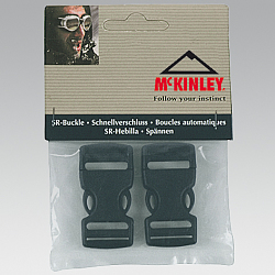 McKinley Rucksack-Schnellverschluss 20 mm