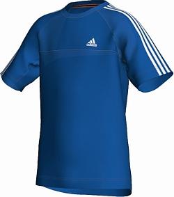Adidas T-Shirt ESS 3S Crew