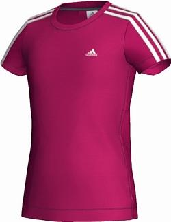 Adidas T-Shirt YG ESS 3S für Kinder