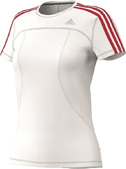 Adidas Shirt Response DS short sleeve Women
