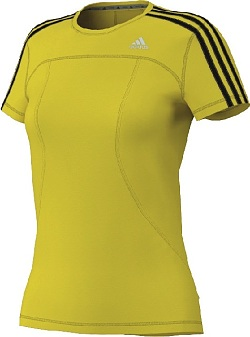 Adidas Response DS Short Sleeve Tee Women