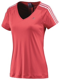 Adidas Climacool Training 3S Tee Women