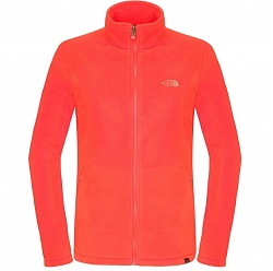 The North Face W 100 Glacier Full Zip